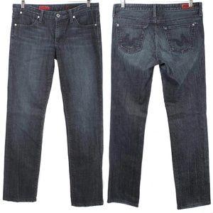 AG Adriano Goldschmied Casablanca Dark Wash Jeans